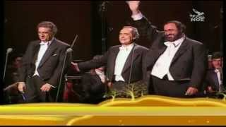The Three Tenors La Donna E Mobile G Verdi Rigoletto