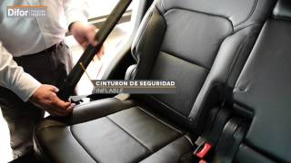 New Ford Explorer 2016 - Seguridad