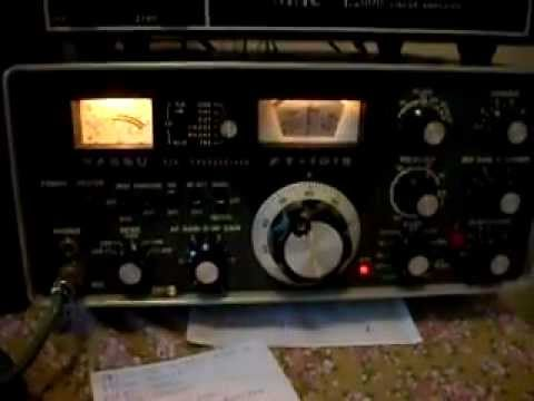 PY2RV YAESU FT 101 E