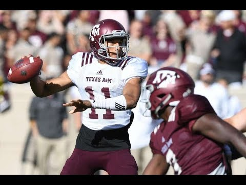 2018 Texas A&M Spring Game (Full Game Highlights)