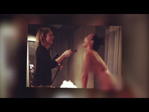 Chrissy Teigen in Trouble After Tweeting Nude Pic - Splash News