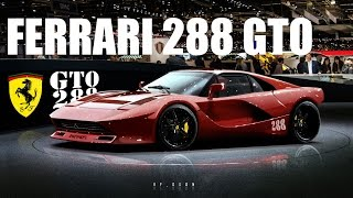 The Ferrari 288 GTO is the LaFerrari of 1984