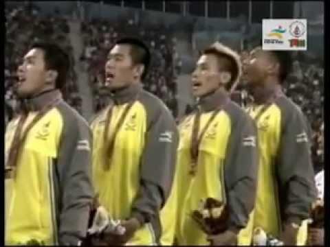4x100 RELAY MEN THAILAND DOHA 2006