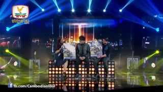 CambodianIdol Talkshow EP1-3