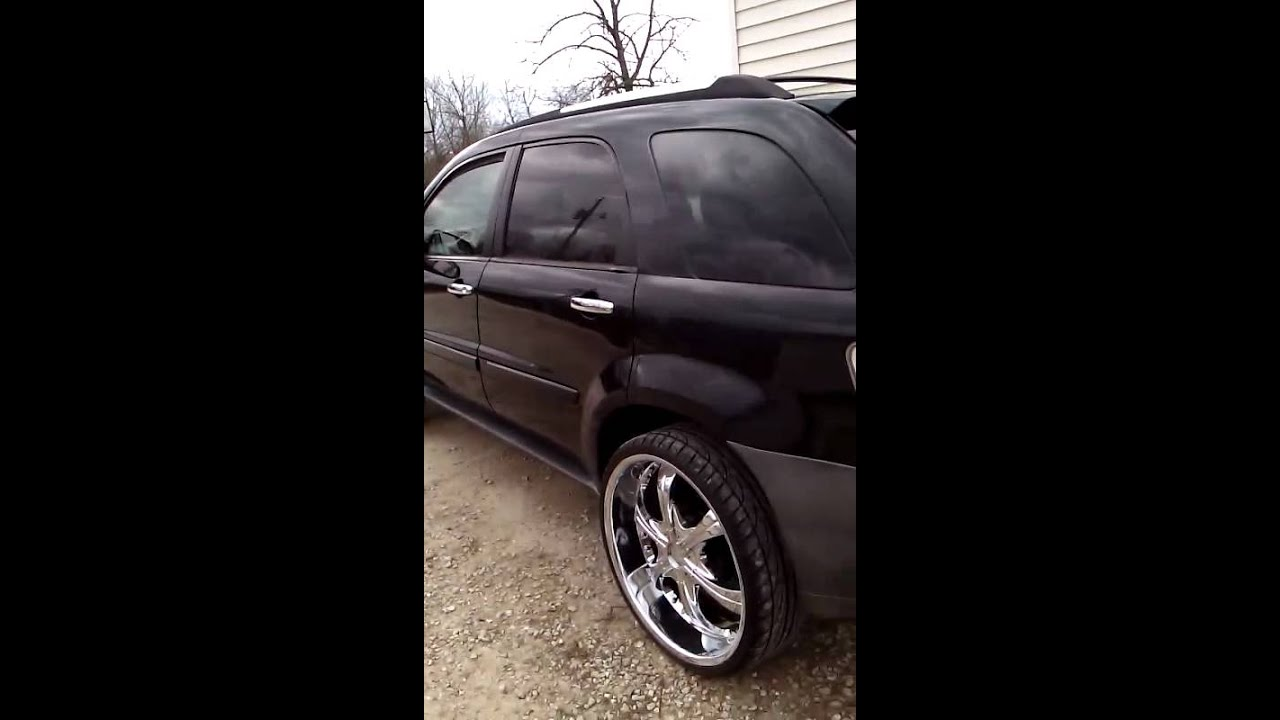 05 Chevy Equinox On 24 S Youtube