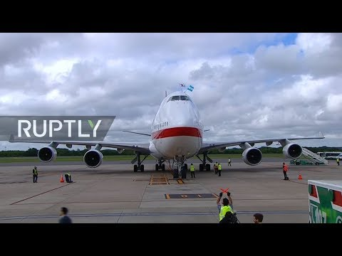 LIVE: G20 Summit in Buenos Aires – Arrivals