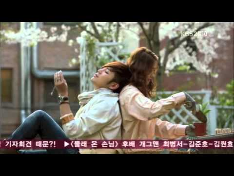 Jang Keun Suk In Korean Drama love Rain video