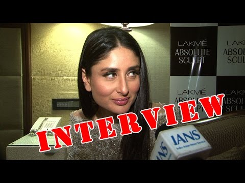 IANS Exclusive interview with Kareena Kapoor