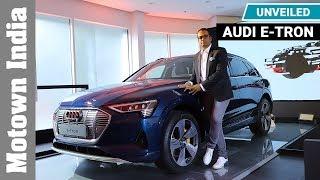 Audi e-tron | India Unveil | Motown India