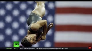 Simone Biles 'GOAT' status solidified with historic performance