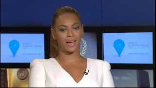World Humanitarian Day 2012 - Behind The Scenes with Beyoncé