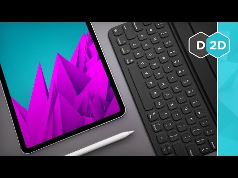 iPad Pro 2018 - SUPER Fast. But Why?