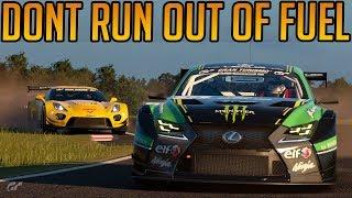 Gran Turismo Sport: A Race Against Fuel