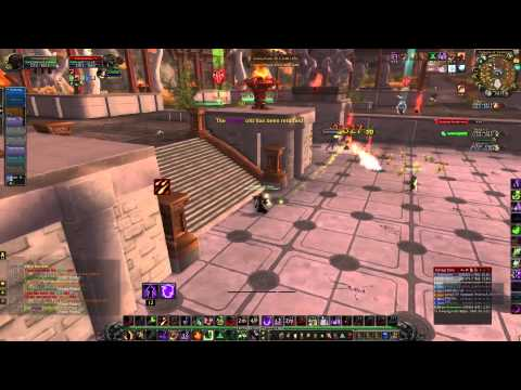 WoW PvP - 18-0 Destruction Warlock PvP