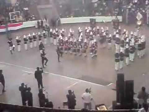 Colegio adventista franz tamayo banda de musica 2008 2