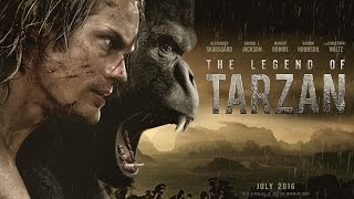 The legend of tarzan - official teaser trailer [hd]