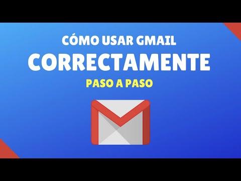 Tutorial: Cómo usar Gmail correctamente - 2016 - Paso a paso