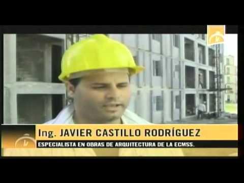 Cuba: avanza la construcción de viviendas