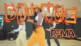 REMA - BOUNCE | DANCE CLASS | REGINA EIGBE