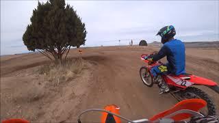 Sprint Hero Racing 2018 2nd Rnd - Full Moto Test - Iron Mine Race Park, Cedar City, Utah