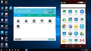 Easy way to Transfer Data in between PC & Phone (Shareit Connect2)