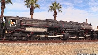 """BIG BOY"" UP Union Pacific 4014 resurrected after over 50 YEARS !!! 2014"