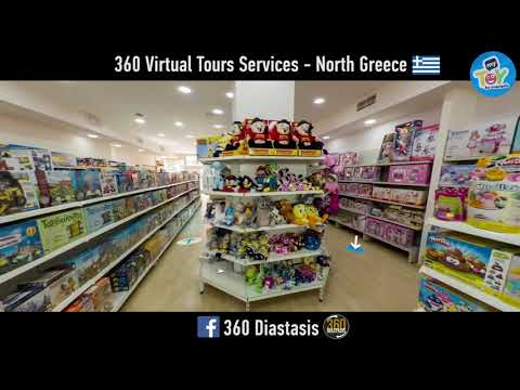 360 virtual tours - 360 Diastasis - Greece