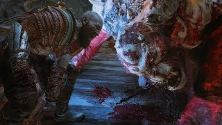 God of War: Awesome Combat & Combos Gameplay - Compilation Vol.3