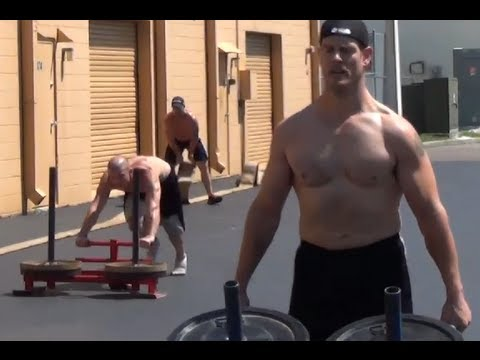 Insane Strongman Workout Image 1