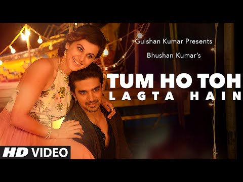 Tum Ho Toh Lagta Hai Video Song | Amaal Mallik Feat. Shaan | Taapsee Pannu, Saqib Saleem