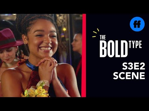 The Bold Type Season 3, Episode 2   Kat Throws a Queer Prom   Freeform