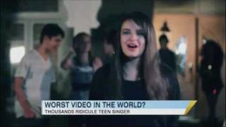 Worst Song Ever?  Rebecca Black Responds: