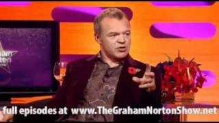 The Graham Norton Show Se 08 Ep 04, November 12, 2010 Part 2 of 5