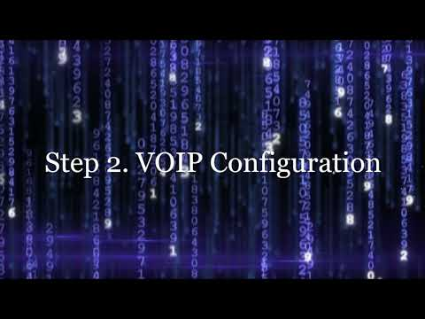 How to set up VOIP on Billion Modem via ADSL and NBN ways?