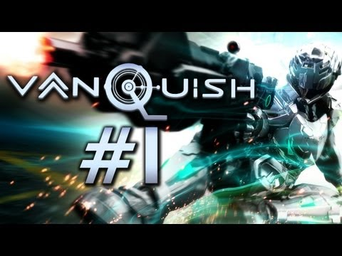 Let's Play Vanquish #1 [deutsch/german] mit Fritz und Michi (Gameplay-Walkthrough)