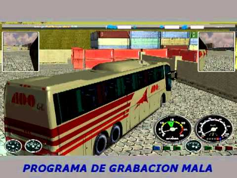 18 WHEELS OF STEEL HAULIN AUTOBUSES DE MEXICO ANTHONIO RPG
