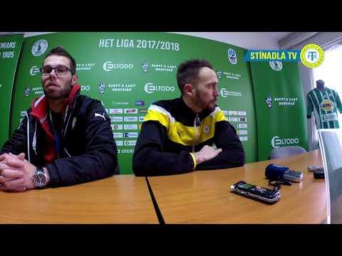 Rozhovor Jakuba Diviše po zápase s Bohemians 1905 (18.3.2018)
