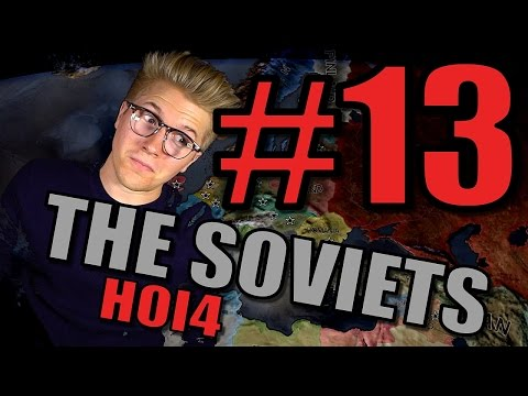 Hearts of Iron 4 – Soviet Union 1936 Gameplay [HOI4 World War 2] Part 13 - Poland Troubles!