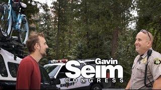 Klamath Sheriff Encounters Gavin Seim