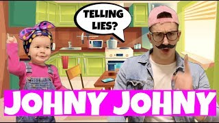 Johny Johny Yes Papa - THE BEST Nursery Rhymes and Songs for Children