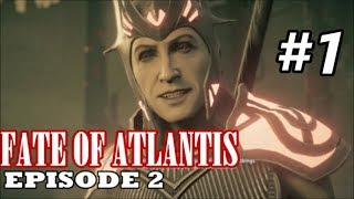 Assassin's Creed - Fate of Atlantis: Episode 2 - Cerberus & Hades (With Commentary)
