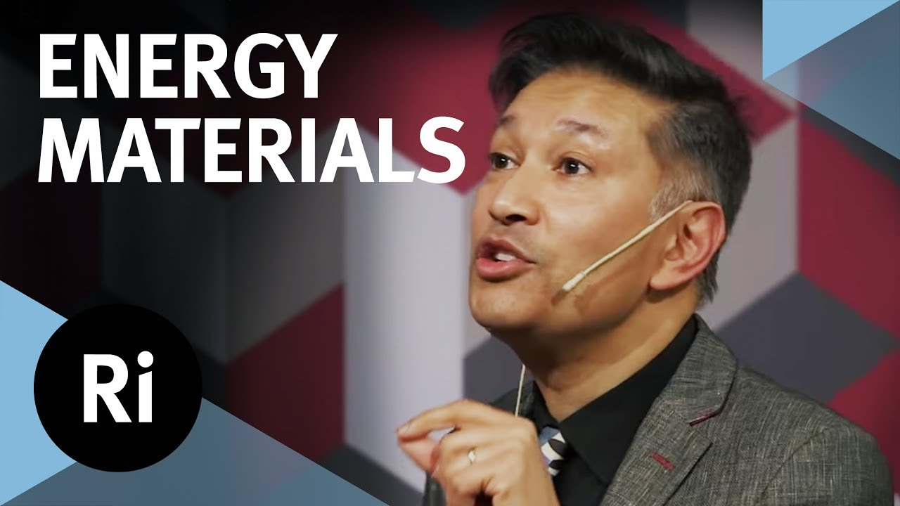 How Materials Science Can Help Create a Greener Future - with Saiful Islam