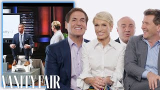 The Cast of Shark Tank Reviews Their Favorite Pitches | Vanity Fair
