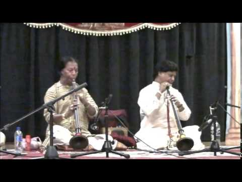 Natheswaram Thavil Kachcheri Smt 2015 video