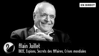 DGSE, Espions, Secrets des Affaires, Crises mondiales [EN DIRECT]