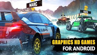 Top 10 High Graphics Racing Games For Android & iOS (Online-Offline)