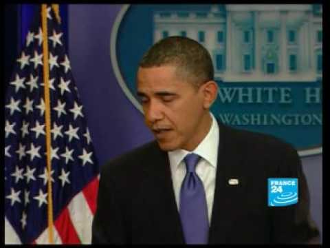 Obama seeks international cooperation on sanctions against Iran - F24 100210