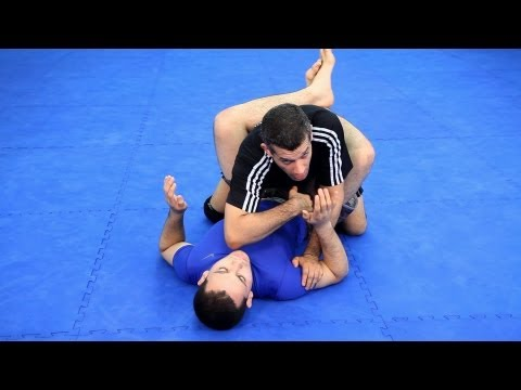 Striking Past the Guard | MMA Fighting Techniques Image 1