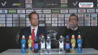 29.3.2017 TPS - HIFK Aftergame Show