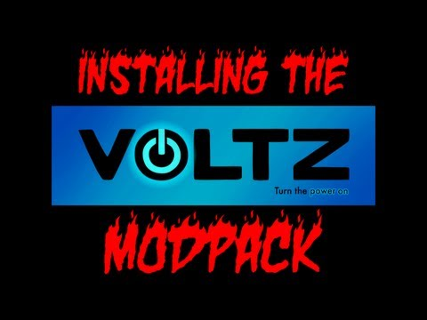 How to Download and Install The VOLTZ Modpack [NEW]